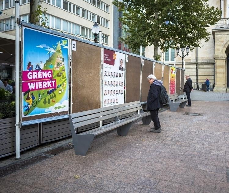 Elections coming - luxembourgcity - cdelas | ello