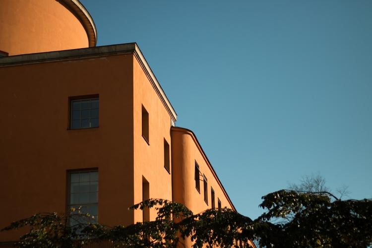 Library Stockholm, Sweden - fredestad | ello