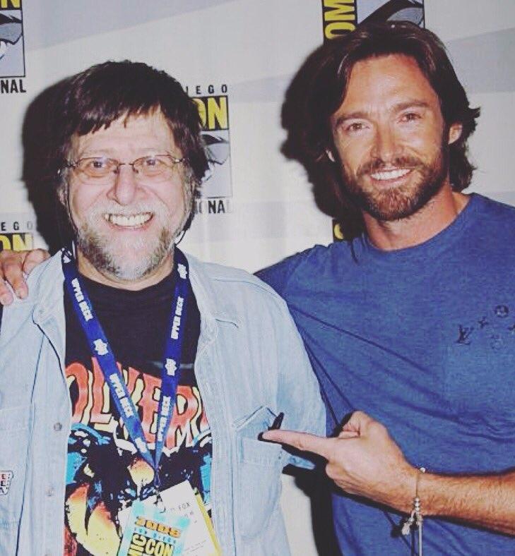 Hugh Jackman honor Wolverine co - bonniegrrl   ello