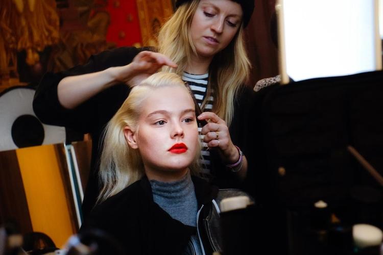 Hairstyle, manicure, ready - (3 - fashionsnap | ello