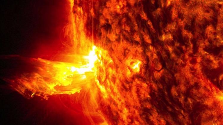 Cuarta potente llamarada solar  - codigooculto | ello