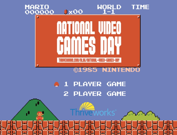 National Video Games Day: favor - anthonycentore   ello