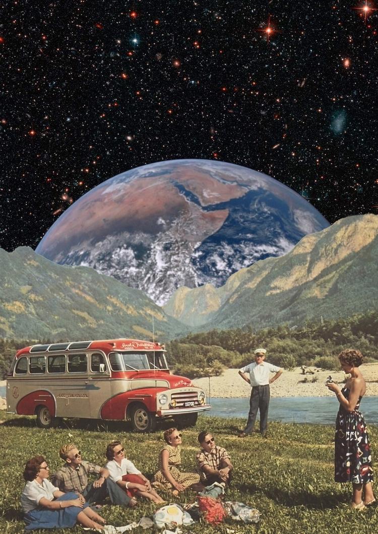 Ray Earthshine - creativedebuts | ello
