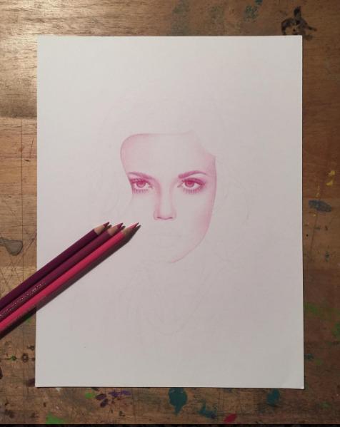 Work progress - wip, illustration - polilovi | ello
