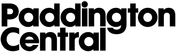 Paddington Central logo - robclarketype | ello