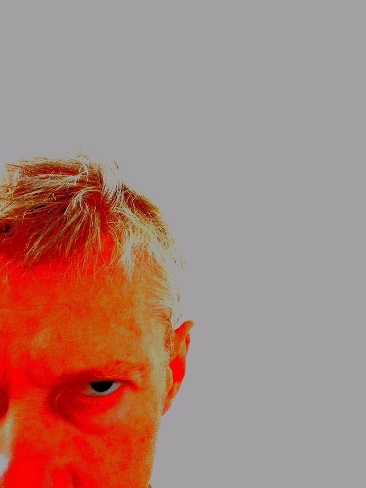 SLAMMED HEAD WALL...*** slammed - johnhopper | ello