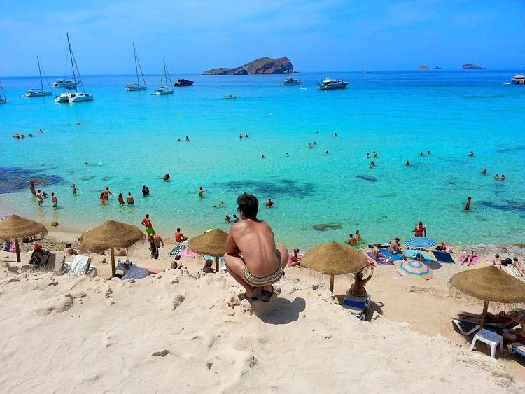 Ibiza, calacompte, calas, spain - rodrigoguedes | ello