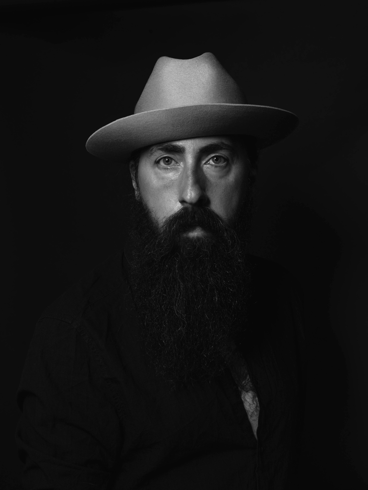 Portrait - barber, beardmodel, barbershop - cyrilcaine | ello
