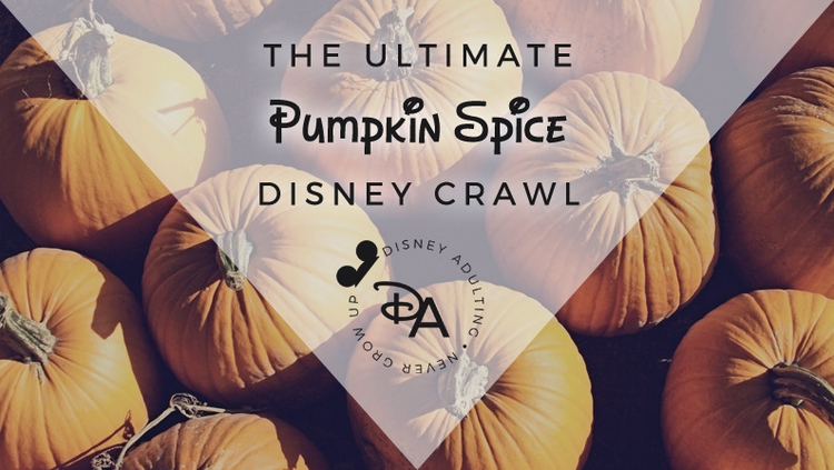 Ultimate Disney Pumpkin Spice C - disneyadulting | ello