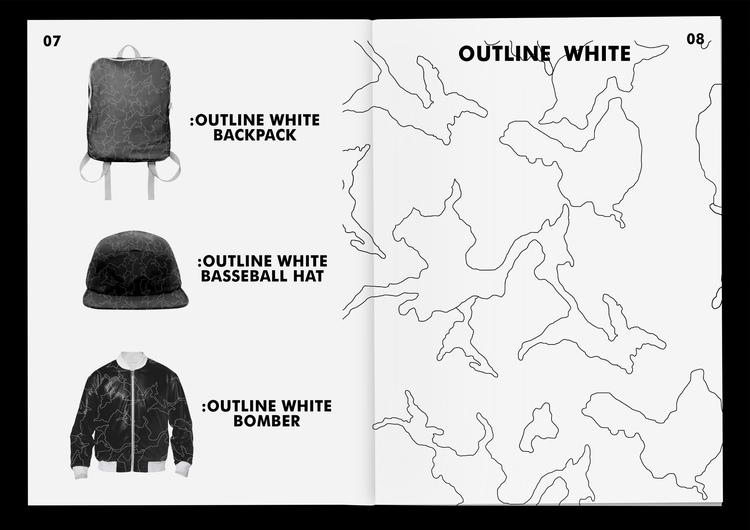 pattern,, outline,, line,, blackandwhite - cityabyss | ello