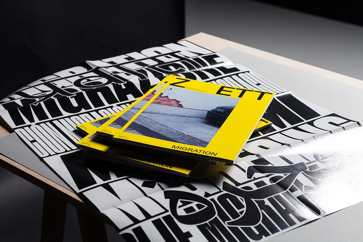 Book design ZETT magazine (Zuri - northeastco | ello