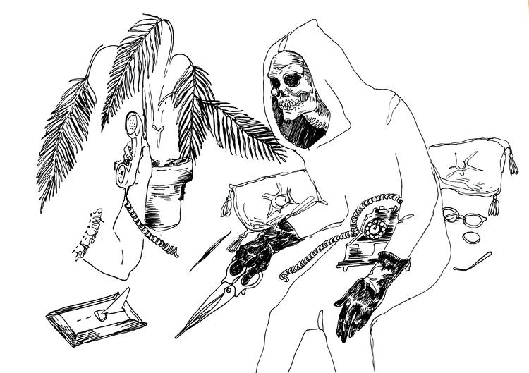 death, cutthechord, offthehook - l8b | ello