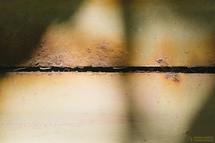 Rust - photography, photo, rust - pawelwiesyk | ello