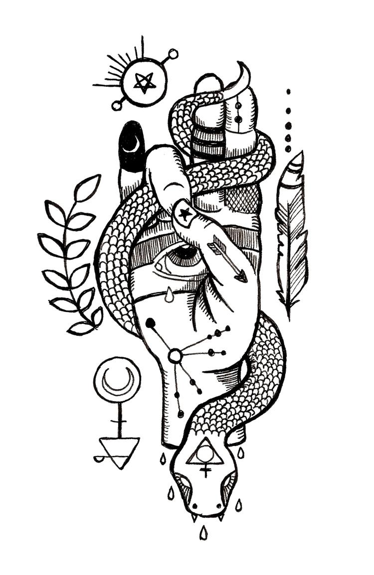Hand Glory - illuminati, handofglory - polkip | ello
