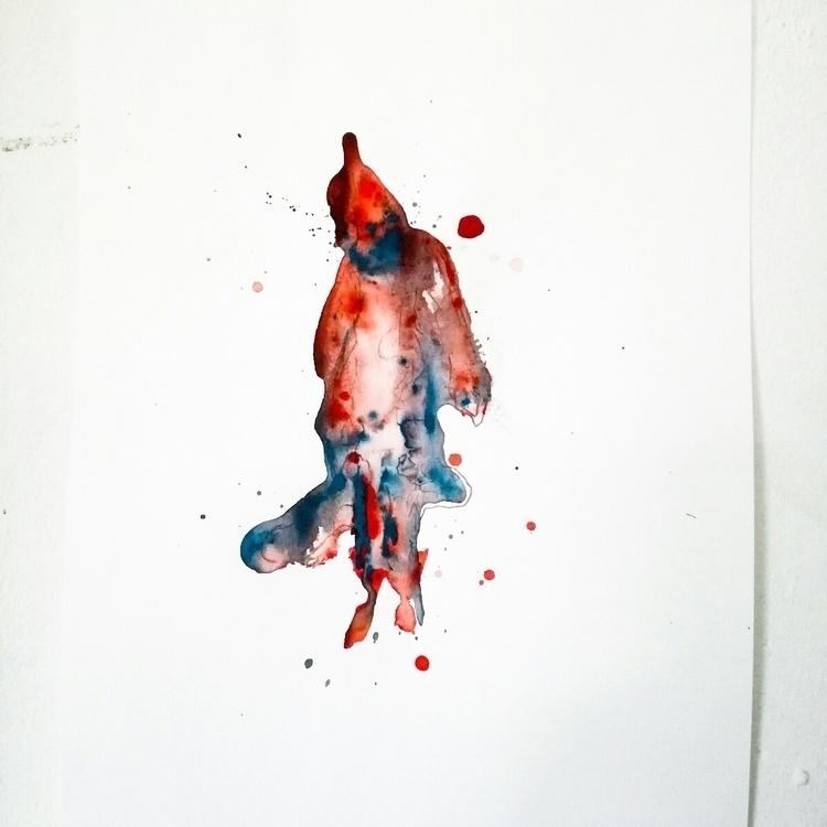 defined definer | watercolour p - ryanraysiems | ello