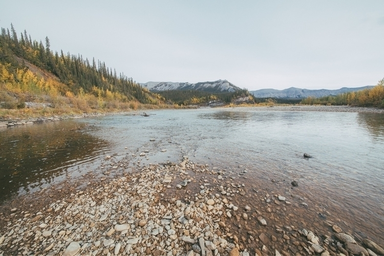 Ogilvie River, named 19th-centu - jonathonreed | ello