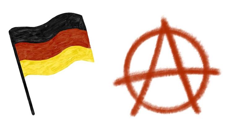 Deutschland den Schatten - zimtwolke | ello