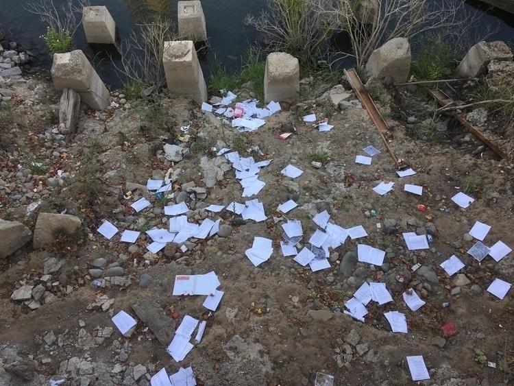 love letters ended river float - richardspicer | ello