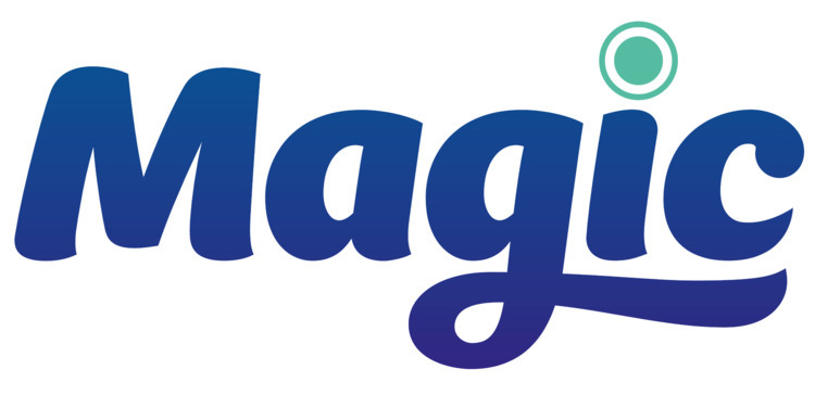 Magic Radio logo - robclarketype | ello