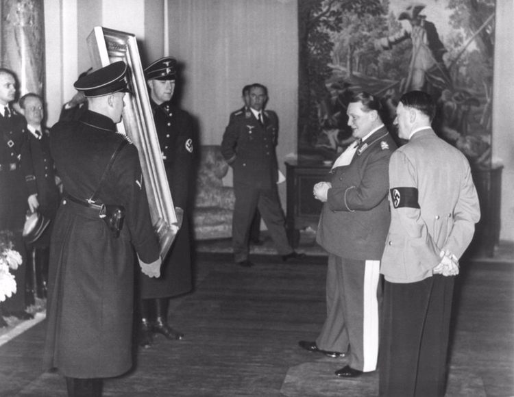 Adolf Hitler Hermann Göring adm - valosalo | ello
