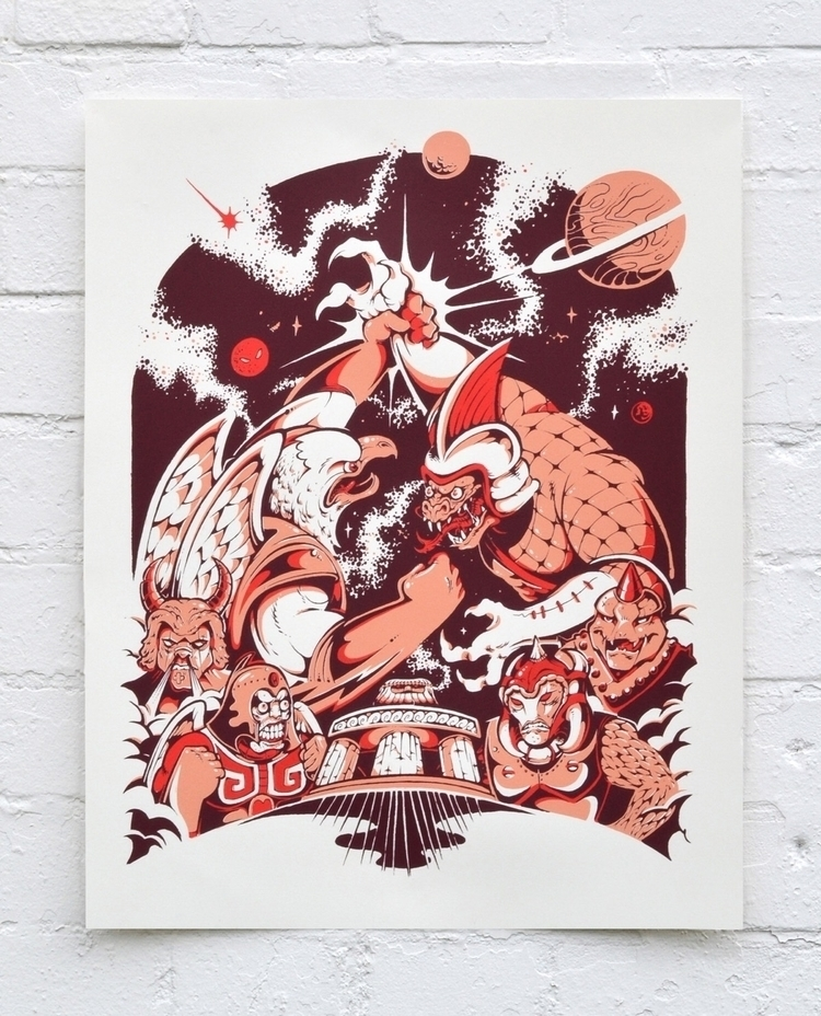 Clash Colosseum Tony Riff - creativedebuts | ello