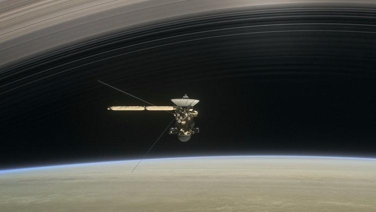 Cassini su «Grand Finale»: List - codigooculto   ello