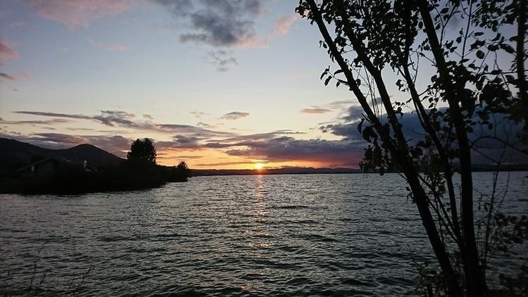 sunset#sea#beautyful#beauty#organic#nature - goorganic | ello