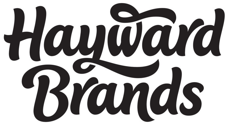 Hayward Brands logo - robclarketype | ello