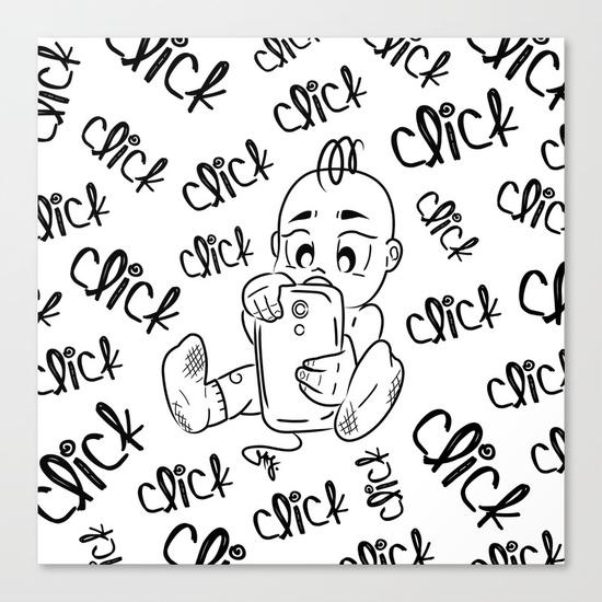 baby, click, smartphone, takephoto - miideegrafiche | ello