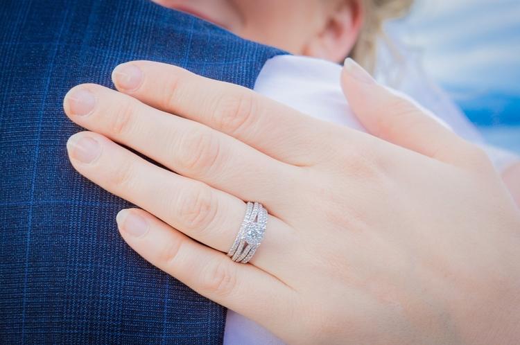 Platinum Engagement Rings - day - leonemege | ello