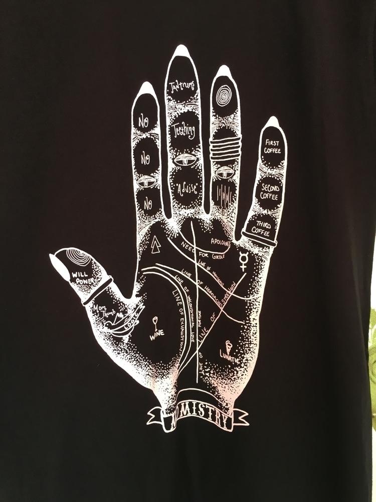 Mom Life Palmistry Hand - momistry - vocelyn | ello