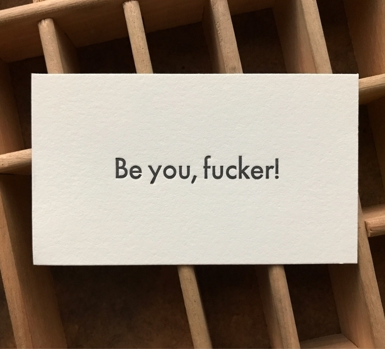 | - letterpress, courtesycard, futura - sheasmith | ello