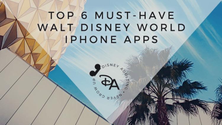 Disney Guide Top 6 Walt World i - disneyadulting | ello