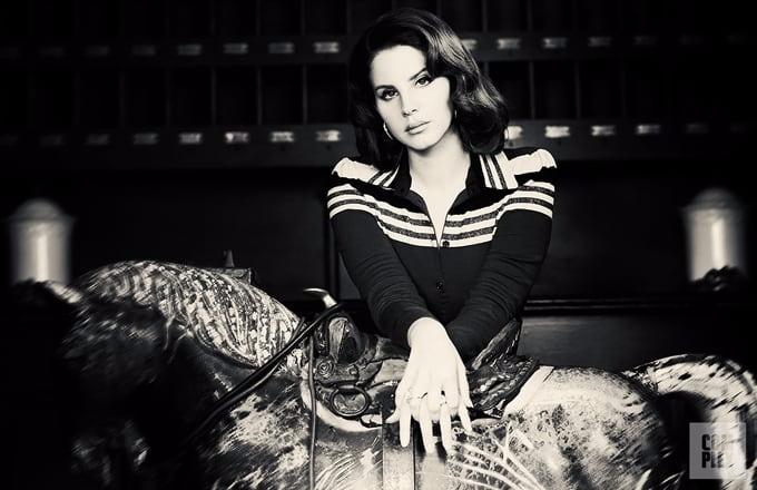 true Lana Del Rey style, forlor - beardedgmusic | ello
