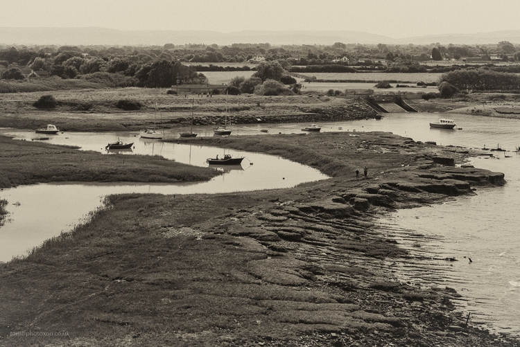 Vintage harbour - clevedon, seaside - toni_ertl | ello