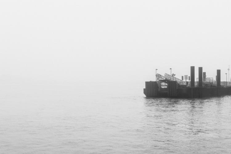 Ferry dock, East River - photography - iangarrickmason | ello