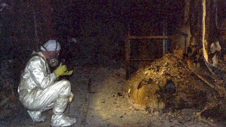 reactor nuclear inició la vida  - codigooculto | ello