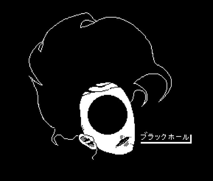 ブラックホール FB page - turbogamma | ello