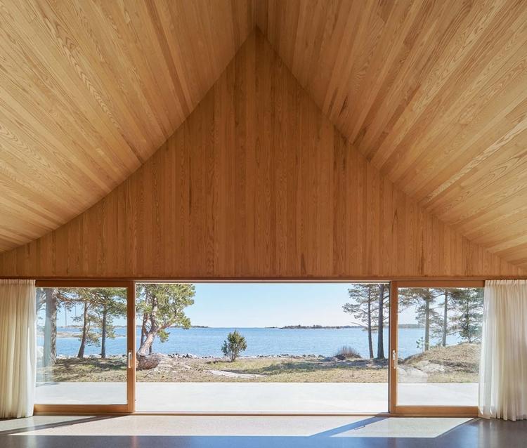 Tham Videgård house archipelago - thisispaper   ello