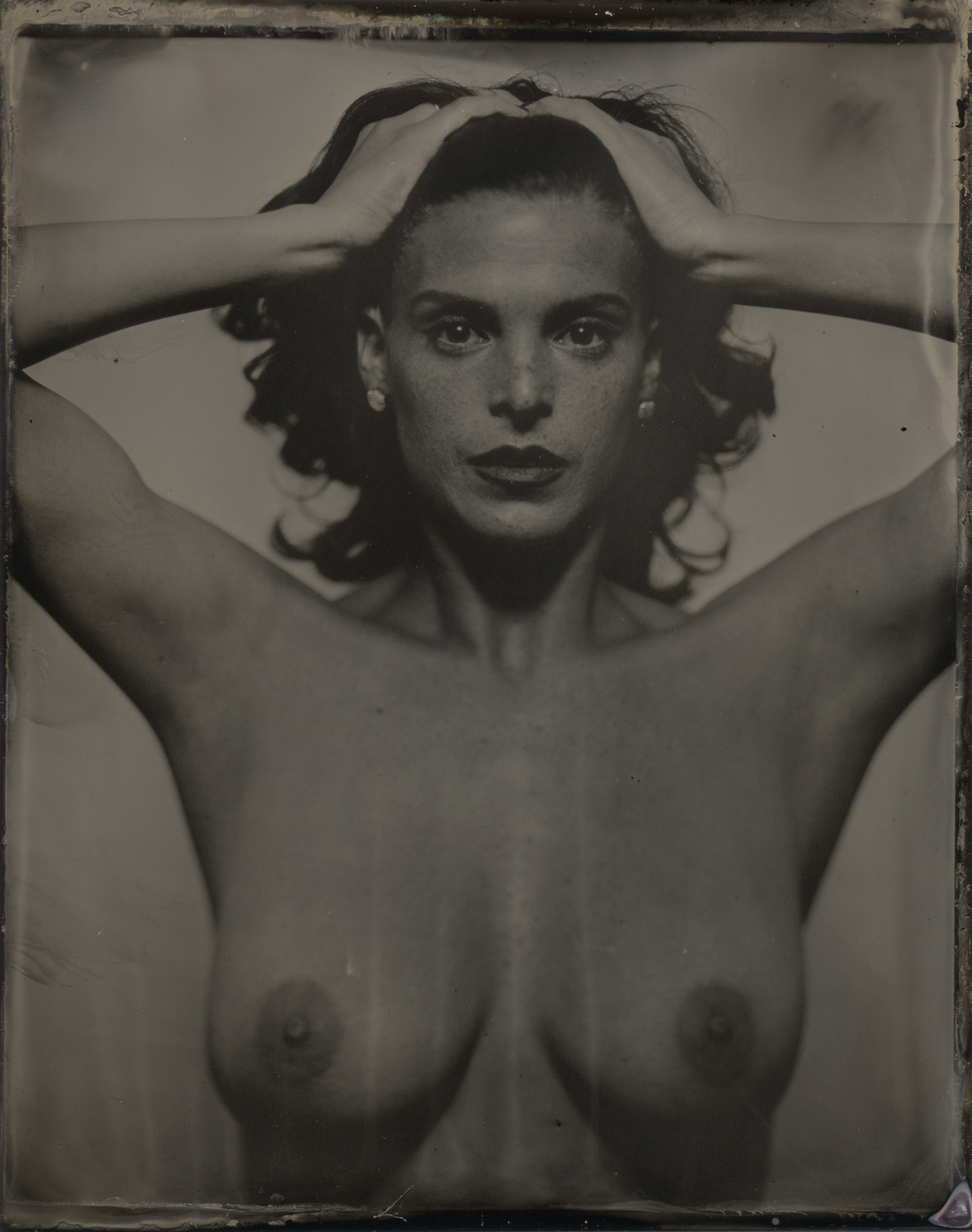 Heather. Tintype - tintype, nudeart - lacunha | ello