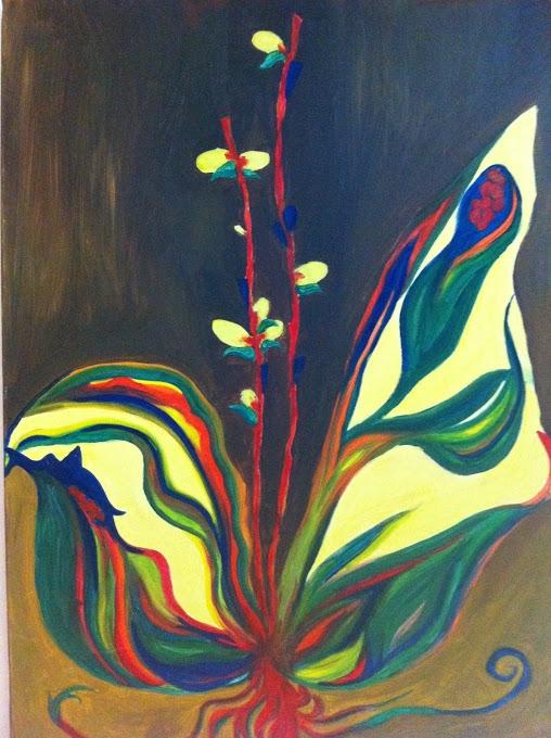 oil painting - helenaugusta | ello