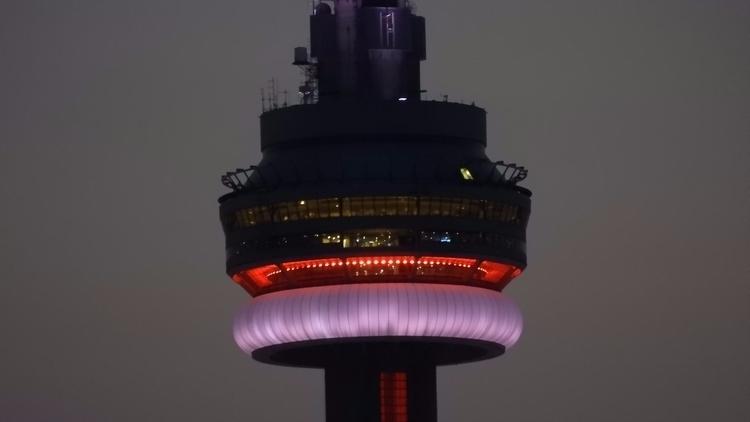 CN Tower dawn, Toronto - architecture - koutayba | ello