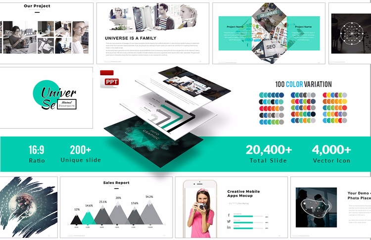 Download Universe PowerPoint Pr - zaas | ello