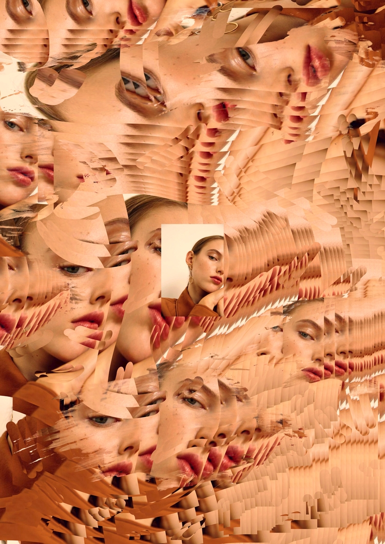 Speechless Collage Paul Guerrer - paulguerrero | ello