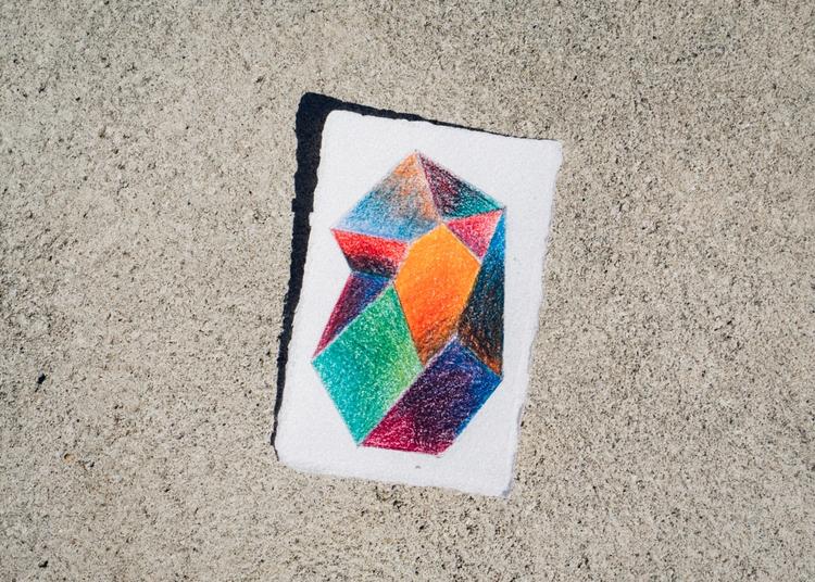 Mini artwork. Experiments shape - daniel_triendl | ello