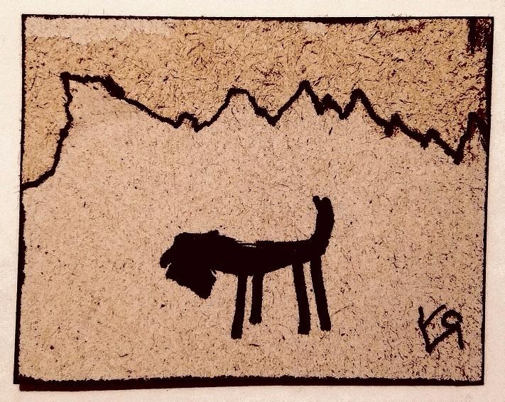 Prehistoric Horse Richard Yates - richardfyates | ello
