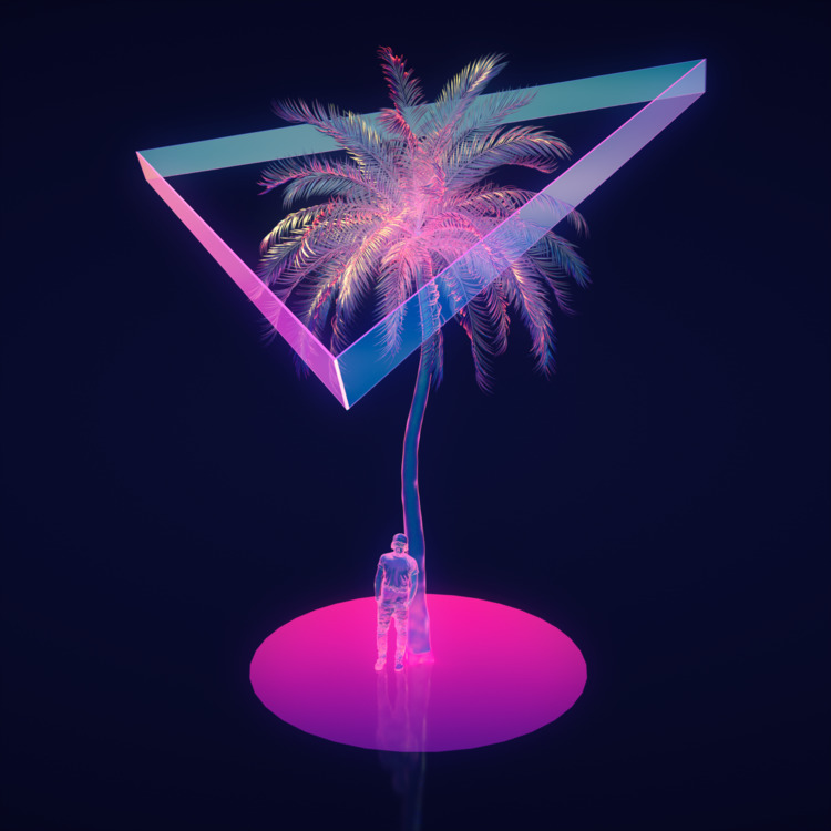 Glassworks - cinema4d, c4d, render - ionsounds | ello