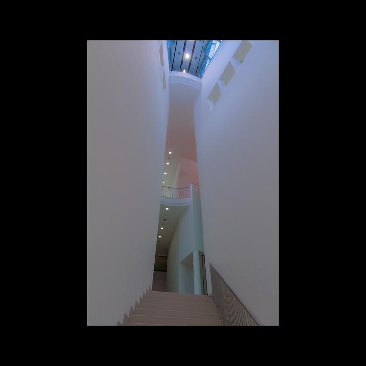 stairwell colors design - architecture - christofkessemeier | ello