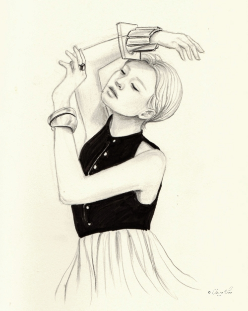 'Opera'  - mondayface, opera, drawing - j0eyg1rl   ello