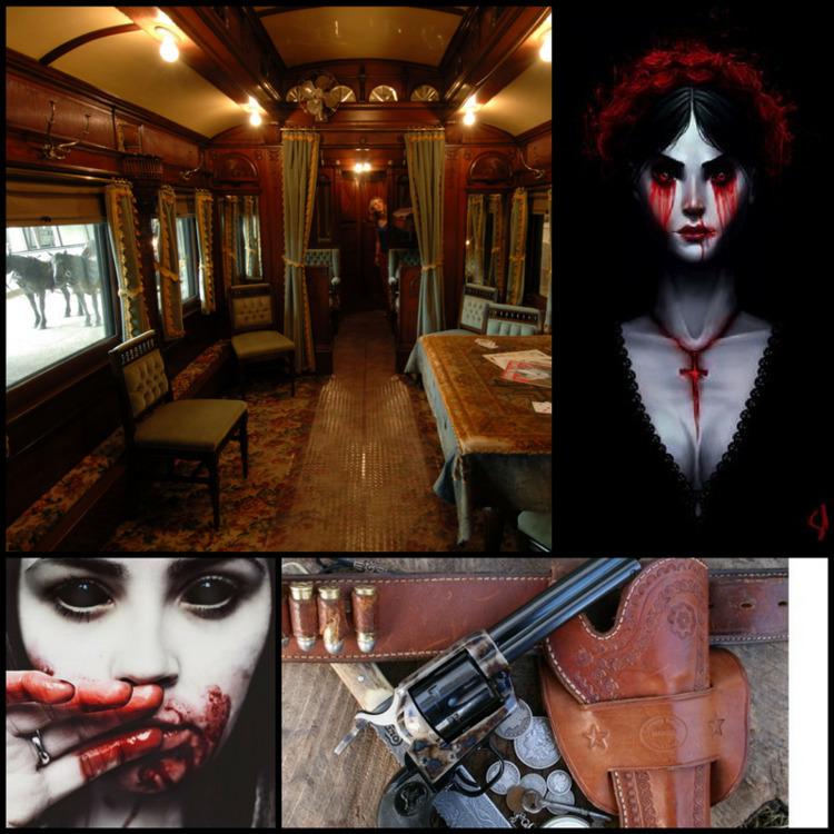 Rourke Tristan train Golgotha a - cassiecarnage | ello